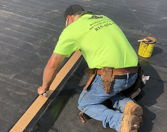 Industrial Amp Commercial Roofing Specialists